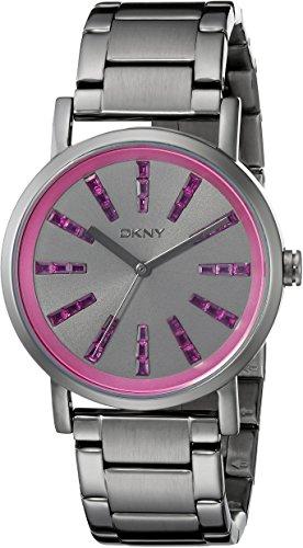DKNY Women's NY2420 SOHO Grey Watch