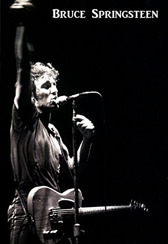 Bruce Springsteen Poster The Boss Rock Music Icon