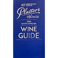 Platter's South African Wine Guide 2020 (40th Anniversary Ed