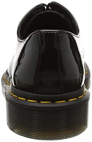 Scarpe Stringate Nero Martens Patent Donna Dr Dupree Lamper Black gp7axq1