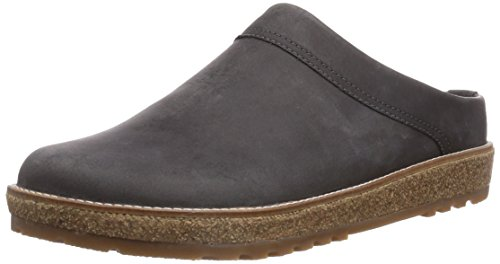 LC Mule Shoe Graphite Haflinger Women's View 0P6RwqxAnx