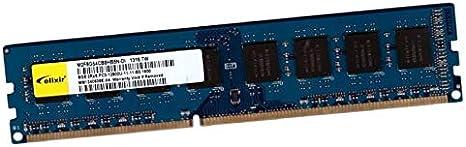Elixir 8gb Ram M2f8g64cb8hb5n Di Ddr3 Pc3 12800u Elektronik