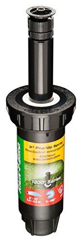 - Rain Bird 1803VAN Professional Pop-Up Sprinkler, Adjustable 0° - 360° Pattern, 8' - 15' Spray Distance, 3