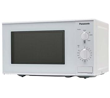 Panasonic NN-E201W Encimera Solo - Microondas (Encimera ...