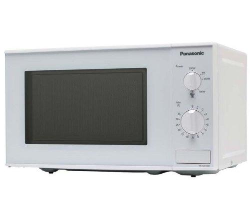 Panasonic NN-E201W Encimera Solo - Microondas (Encimera, Solo ...