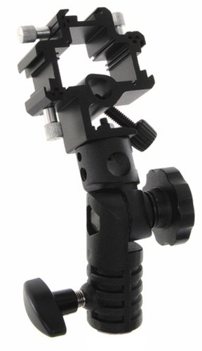Lastolite LL LA2423 Triflash Shoe Lock Tilt Head (Black)