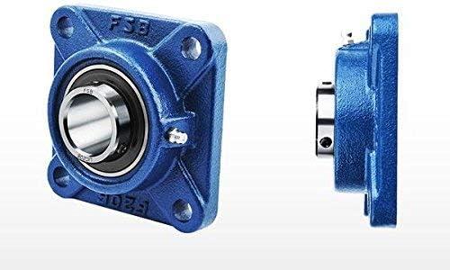 SF20 204 Lot de 2/roulements de bloc d/'oreiller en fonte 20/mm d/'al/ésage 2RS UCFL 204