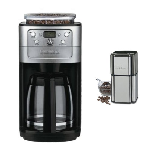 Cuisinart (DGB-700BC) 12 Cup Grind & Brew Coffeemaker