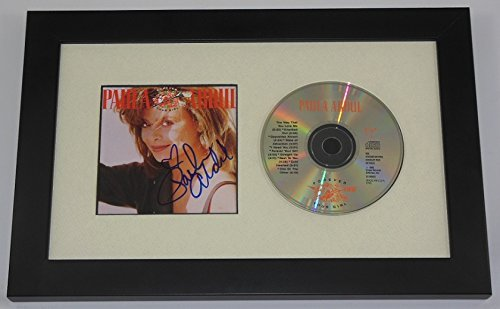 Paula Abdul Forever Your Girl Authentic Hand Signed Autographed Music Cd Compact Disc Framed Display Loa from Star Gallery