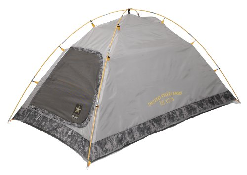 U.S. Army Basic Training Youth Tent (Grey and Camo), Outdoor Stuffs