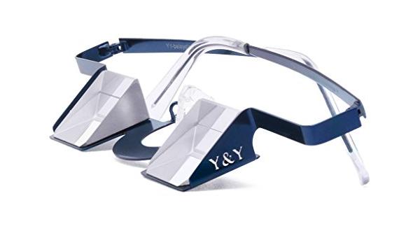 Y&Y Gafas de aseguramiento (Zafiro noble)