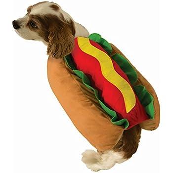 Forum Hot Dog Pet Costume Small