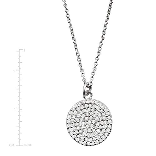 Silpada 'Triple Drop' 1/2 ct Cubic Zirconia Necklace in Sterling Silver by Silpada (Image #3)