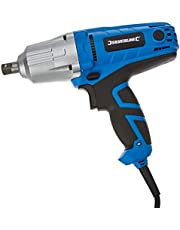 Silverstorm 593128 - 400W Electric Impact Wrench 230V