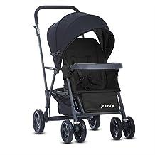 Joovy 8147 Caboose Graphite Stand on Tandem Stroller, Black