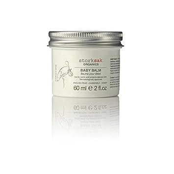 Storksak Organischen Verbindungen Balsam 60G - Packung mit 4