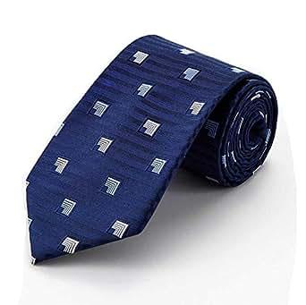 packed necktie set blue pattern silk necktie Business formal suit tie