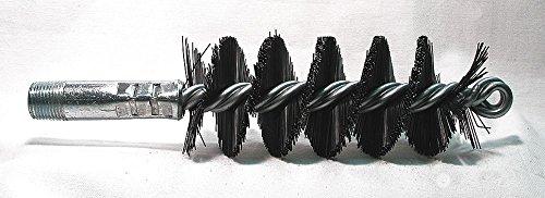 - Flue Brush, Dia 2, 3/8 MNPT, Length 8