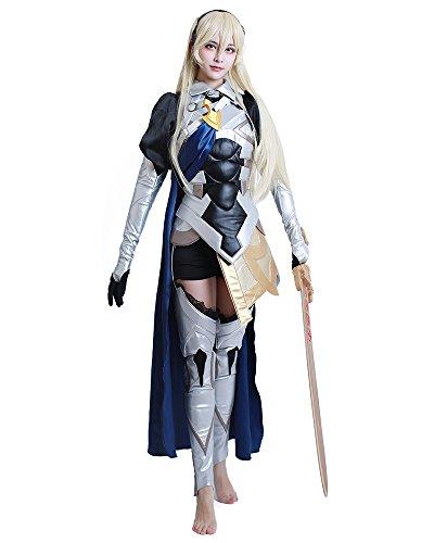 Miccostumes Women's Fire Emblem Fates Avatar Corrin Cosplay Costume (women (Female Avatar Costumes)