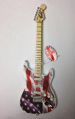 Bebé hacha con Fender Stratocaster estrellas N rayas Ornamental en ...