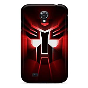 New Lss3064QSMS Autobots Logo Skin Case Cover Shatterproof Case For Galaxy S4