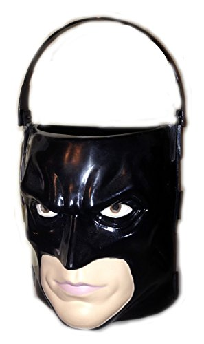 BATMAN BEGINS: Batman Halloween Trick or Treat Pail