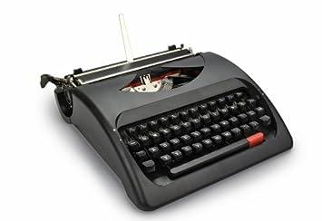 Manual Máquina de escribir