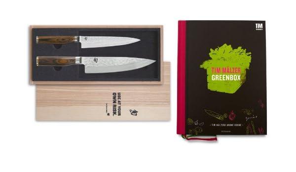 Compra Kai Shun Premier Tim Mälzer cuchillo multiusos y ...