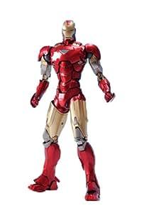Active Gear Collection Iron Man Mk6 (1/9 scale PVC Figure) Art Spirits [JAPAN] (japan import)