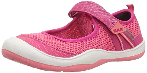 Price comparison product image M.A.P. Girls' Neiva Outdoor Mary Jane Flat,  Pink,  3 M US Little Kid