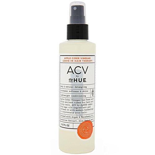 Dphue Apple Cider Vinegar Leave-in Hair Therapy 6 Oz Treatment, 6 Oz (Apple Vinegar Rinse)