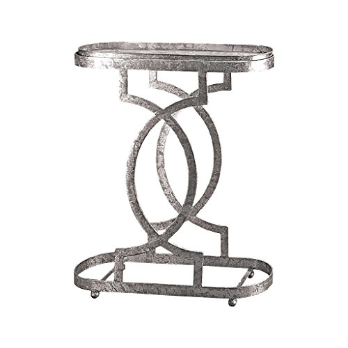 Design Toscano Art Deco Caddie Side Table, Petite]()
