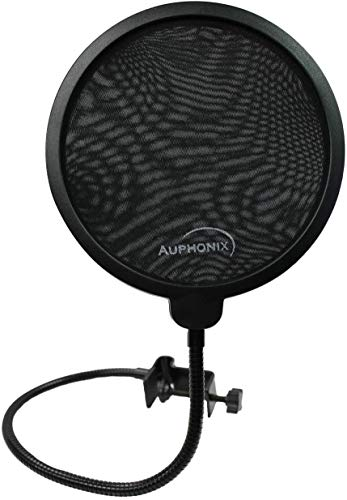 AUPHONIX Pop Filter for Blue Yeti Microphone