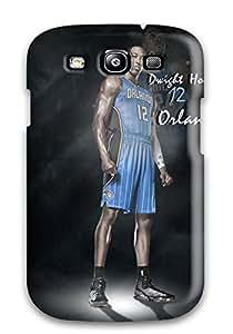 Tpu Case Cover For Galaxy S3 Strong Protect Case - Orlando Magic Nba Basketball (37) Design