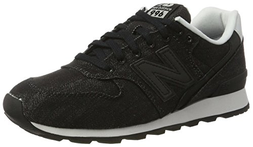 Nero black Sneaker Balance Wr996 Donna New wpxqIHnZ