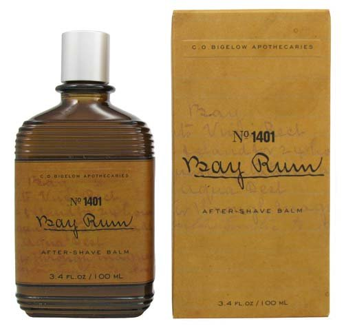 Bath & Body Works C.O. Bigelow No.1401 Bay Rum After-Shave Balm 3.4 fl oz by Bath & Body Works