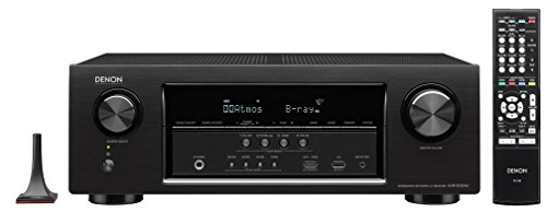 Best Denon AVR-S720W 7.2 Channel Full 4K Ultra HD AV Receiver with Built-In Wi-Fi and Bluetooth + Klipsch HD 300 Compact 5.1 High Definition Theater System (Set of Six, Black) Bundle (online)