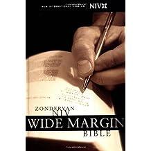 Zondervan NIV Wide Margin Bible