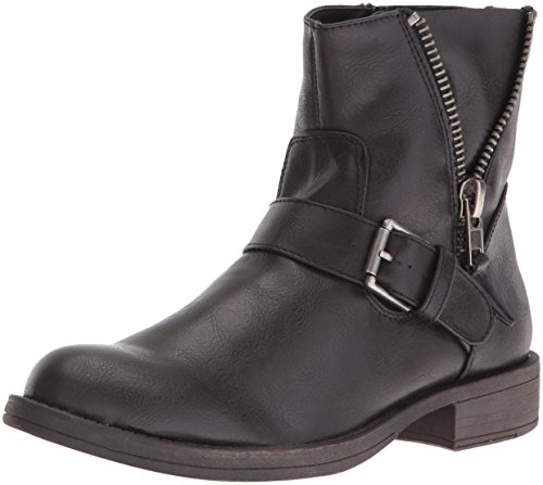 Zippered Motorcycle Boots - 4
