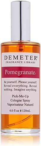 Demeter Pomegranate Cologne Spray for Women, 4 Ounce