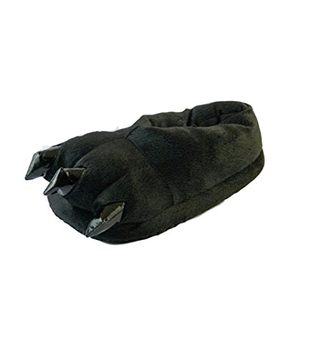 Boys Bear Claw (MA&B Animal Claw Slippers   Bear Paw Slippers For Boy and Girls  Flannel Novelty Slippers For Little Kids)