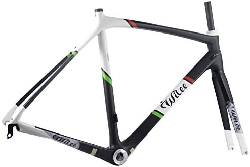 Wilee Bike Wilee カーボンフレーム 自転車 カーボンロードフレーム 内部ケーブル カーボーン 中国製カーボンフレーム ロード DI2サポート