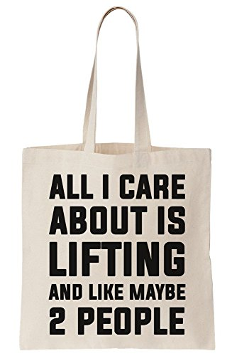 Bag All Lifting Canvas 2 Tote Maybe And People Like Care I About Is ZqwZ7a6