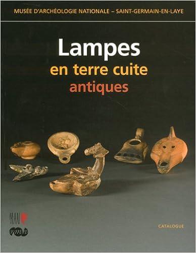 En ligne téléchargement gratuit Lampes en terre cuite antiques pdf ebook