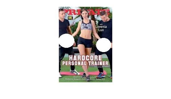 Hardcore Personal Trainer Xavi Rocka - Private DVD: Amazon.es ...