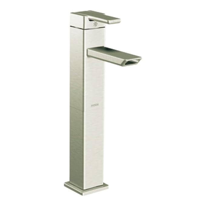 Amazon.com: Moen s6711 Single Handle baño Vessel llave de la ...