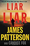 Book cover from Liar Liar (Harriet Blue) by James Patterson