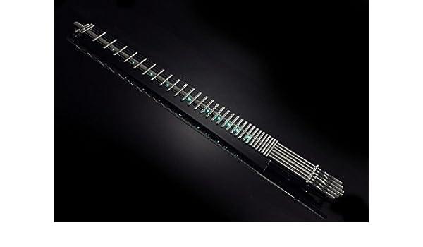 Único sin cabeza eléctrica guitarra gittler titanio Synth/MIDI/Colector nuevo + funda Classic modelo: Amazon.es: Instrumentos musicales