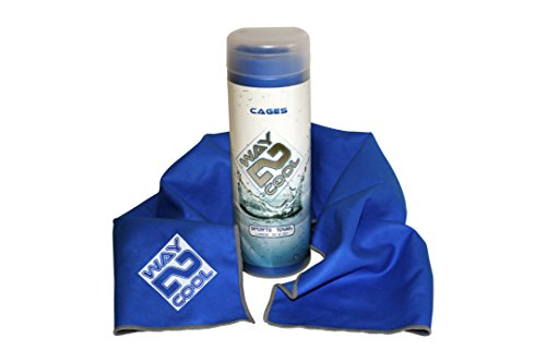 #1 Hottest Selling Elite Microfiber Cooling Towel on the Market by Way 2 Cool
