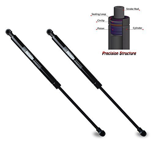 Beneges 2PCs Hood Lift Supports Compatible with 2006-2013 BMW 3 Series E90 E91 E92 E93 Front Hood Struts Shocks SG402058